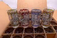 Libbey Coca-Cola Glasses2