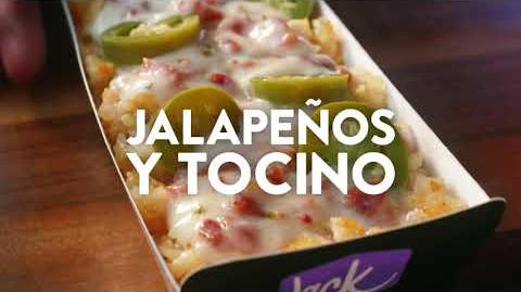 "Comercial de Jack in the Box — Munchie Mash-Ups por $3—""Monsters"""
