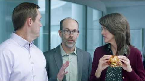 "Jack in the Box Big Game Commercial — Triple Bacon Buttery Jack — ""Hackers"