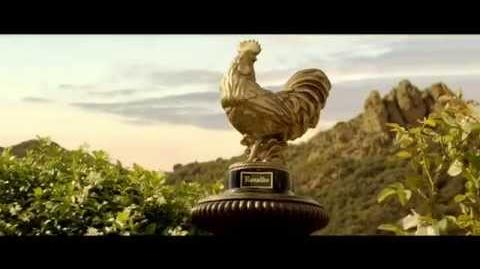 Jack in the Box Raymond the Rooster Home of Breakfast Served All Day