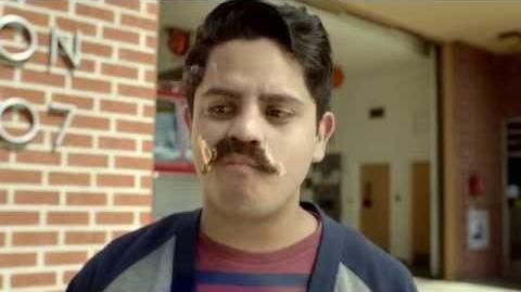 Mustache PSA - Jacks Blazin'™ Chicken Sandwich - Jack in the Box® Commercial