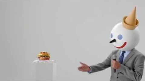 Drop the Mic - Portobello Mushroom Buttery Jack™ - Jack in the Box® Commercial Spanish