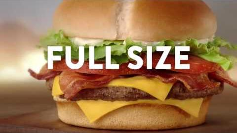 """Jack in the Box Commercial – $4.99 BLT Cheeseburger Combo – """"Video Game"""""""
