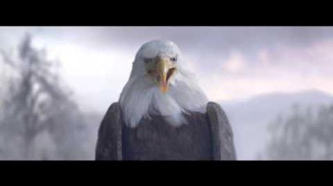 "2016 Jack in the Box Official Eagle Teaser—Double Jack™—""American"""