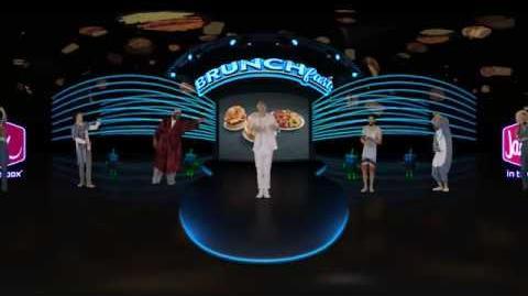 Enter the Mind of Jack 360º VR Jack in the Box Brunchfast