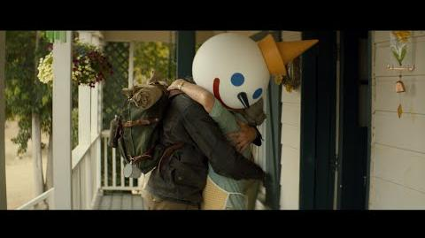 """Jack in the Box Commercial – Homestyle Ranch Chicken Club – 30 """"Homecoming"""""""