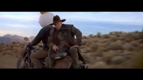"Comercial del Gran Juego de 2015 de Jack in the Box- Buttery Jack – ""Legendaria"""