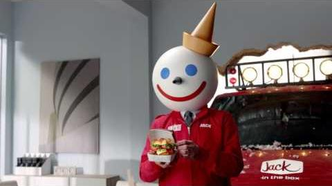 "Jack in the Box Commercial—Guacamole & Bacon Chicken Sandwich—""Top Floor"""