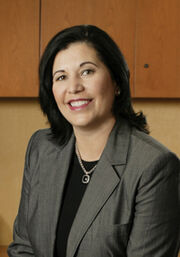 Linda a lang chairman and chief executive officer med1