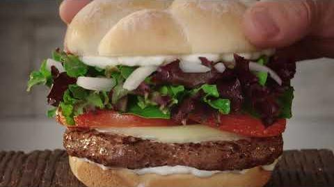 Jack in the Box Commercial - Ribeye Burgers America Food Focused GM15