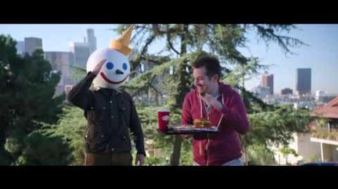 "Jack in the Box Commercial- Chipotle Chicken Club Combo ""Fireman"""