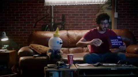 Freak Out - Jack's Munchie Peel™ Instant Win Game - Jack in the Box® Commercial