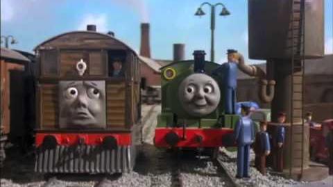 YTP 43 Toby Gets Taken Up Behind