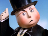The Fat Controller SILENCE for 10 minutes