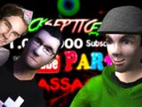 Jacksepticeye's 1 Million Subscriber YouTube Party Massacre