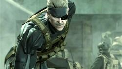 War Has Changed - Solid Snake Impression - MGS4 Intro image