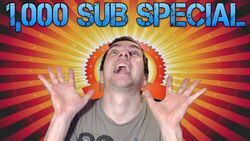 1,000 Subscriber Special!! image