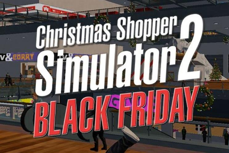 christmas shopper simulator 2 black friday