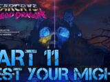 TEST YOUR MIGHT (Far Cry 3: Blood Dragon)
