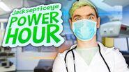 Jacksepticeye Power Hour - Dr. Schneeplestein image