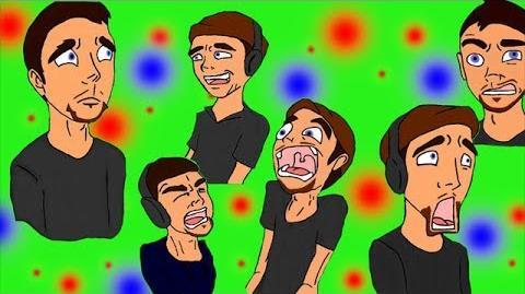 Fan Made Jacksepticeye Dubstep Remix 25,000 SUBSCRIBER GIFT