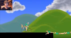 LEAVE BILLY BEHIND!! screen