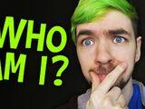 WHO AM I!?