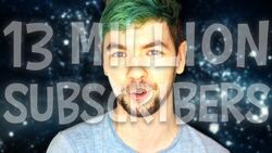 13,000,000 SUBSCRIBERS! image