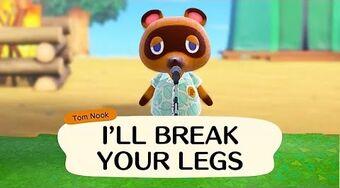 Animal Crossing Memes Jacksepticeye Wiki Fandom