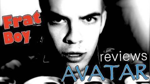 "A Frat Boy Reviews ""Avatar"""