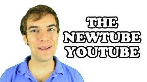 THE NEWTUBE YOUTUBE (Parody)