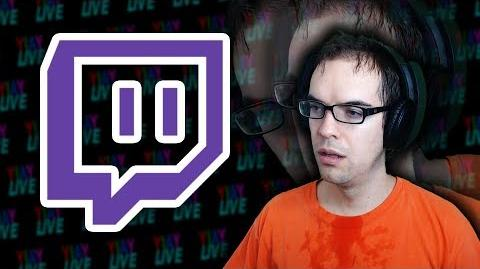 Twitch is just sweaty men playing Fortnite (YIAY LIVE 7)