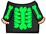 Neon Skeleton Shirt
