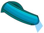 Water Slide Hat