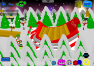 Holly Jolly Party North Pole Launch