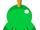 Pear Costume