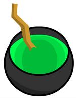 Cauldron Costume
