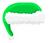 Festive Green Hat