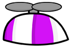PurplePropellerHat