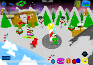 Holly Jolly Party North Pole