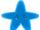 Blue Starfish Costume