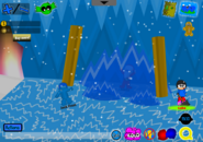 Holly Jolly Party North Pole Cave