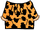 Spotted Pattern Hoodie