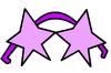 Purplestarglasses