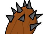 Spiky Ugg Club