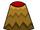 Volcano Hat