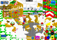 Holly Jolly Party Town