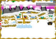 Holly Jolly Party map