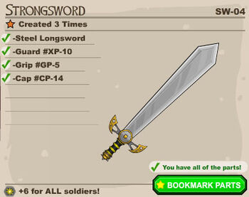 Strongsword
