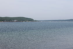 The Atlantic at Bar Harbor, ME IMG 2271